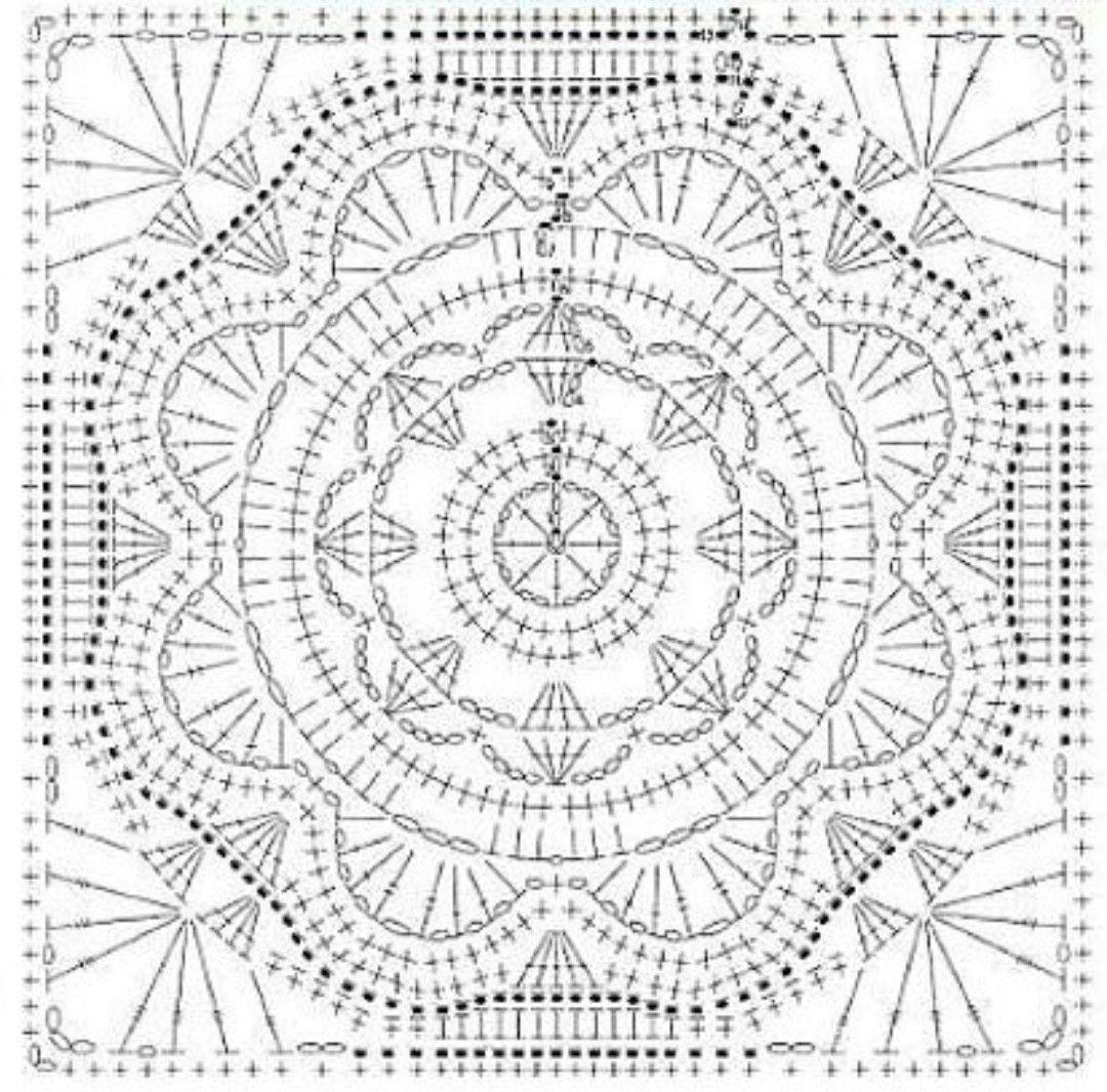 Pin By Razpoush On Crochet Motif
