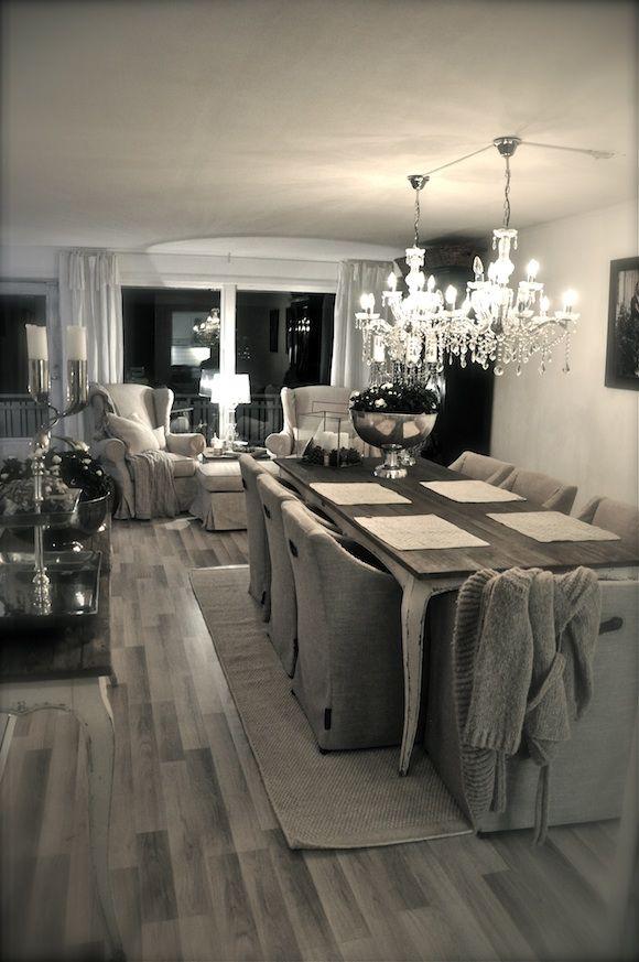 stuen 111112 Landelijk Pinterest Esszimmer, Wohnzimmer und - wohnideen wohnzimmer landhausstil
