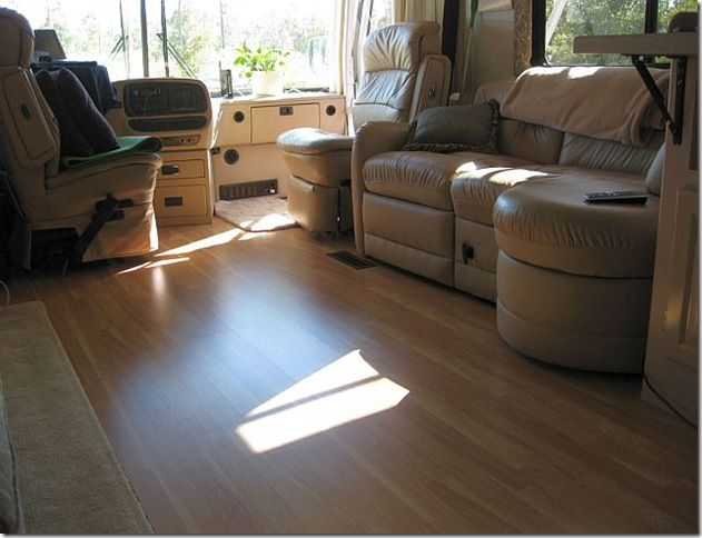 Info On Replacing Rv Carpet With Laminate Flooring Rv Pinterest