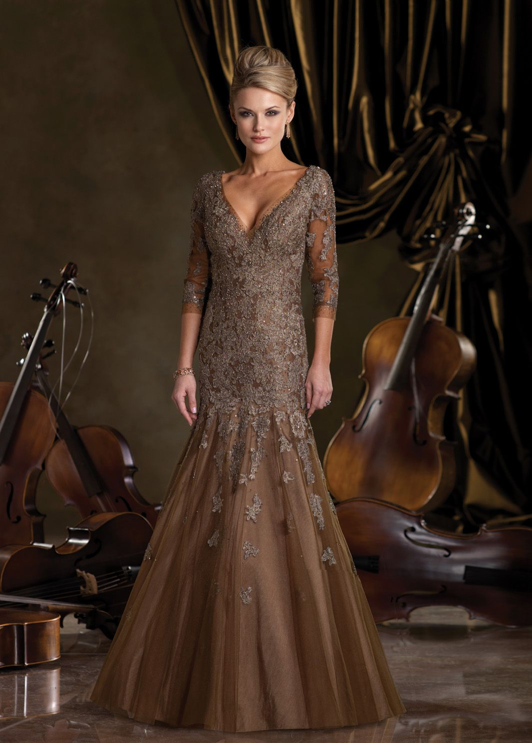 Fall Wedding Dresses For Mother Of The Groom More