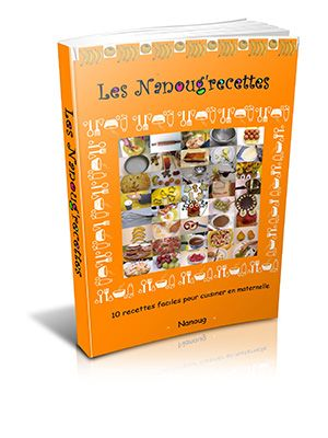 Les nanoug 39 recettes au format pdf des recettes toute l 39 exploitation p dagogique un imagier - Creer un cahier de recettes de cuisine ...