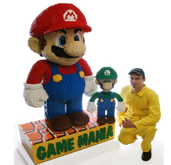17 Best images about LEGO STUFF on Pinterest | Super mario bros ...
