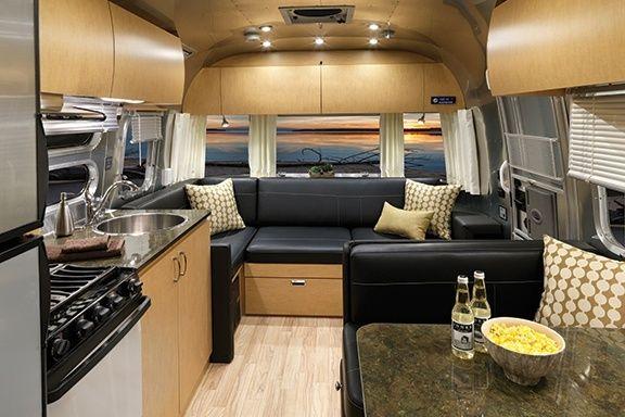 Bon Design | Flying Cloud | Airstream. Airstream InteriorVintage  AirstreamAirstream RemodelTrailer ...