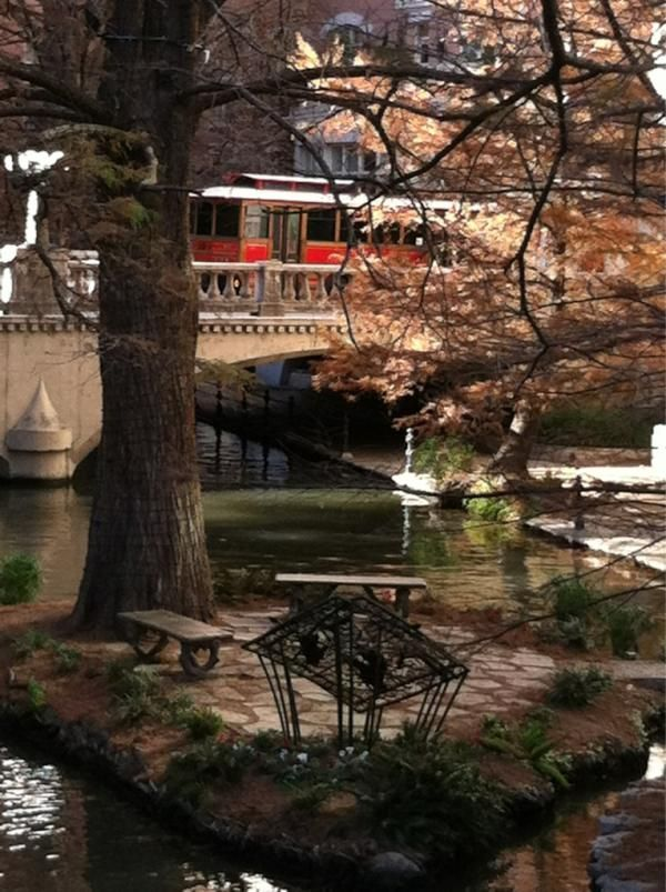 Marriage Island, Downtown Riverwalk, San Antonio, Texas... The place ...