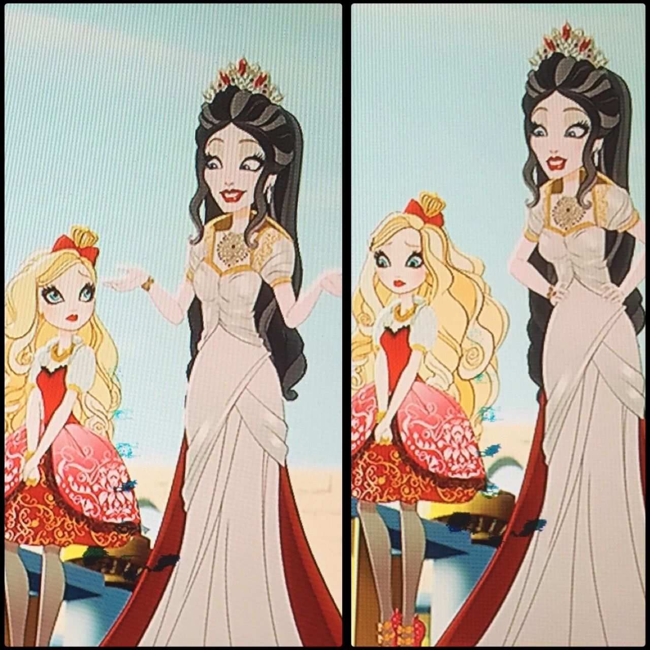Apple White and Snow White | Ever after high | Pinterest ...