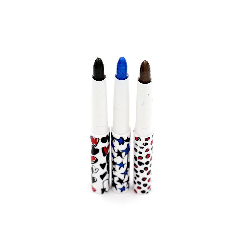 Eyeliner Pencil Pen Waterproof 3 color Shimmer Full Size Net 2.5g LM1980 China     eBay