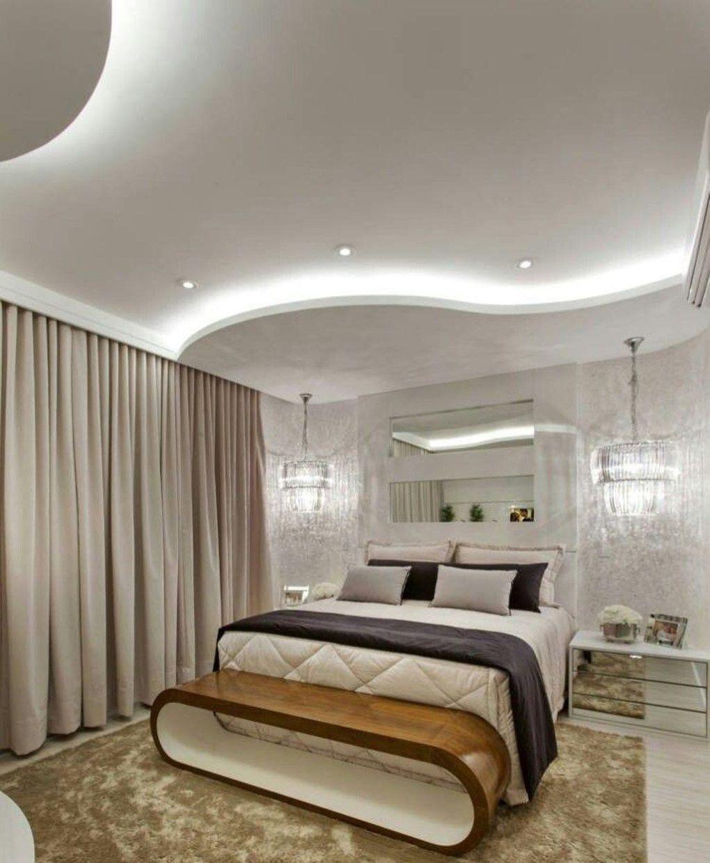 Fabulous Modern Bedroom Ceiling Designs 2018 01 In 2020 Ceiling