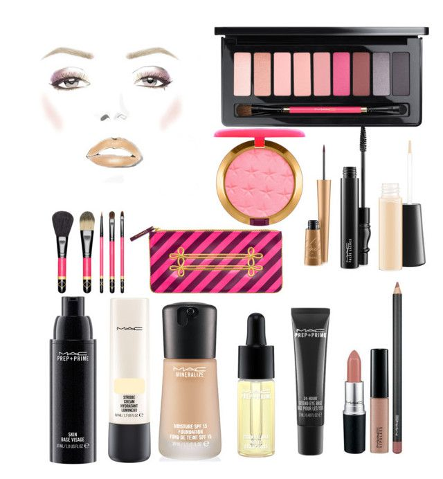 """Untitled #87"" by mariela-vasileva on Polyvore featuring beauty and MAC Cosmetics. """