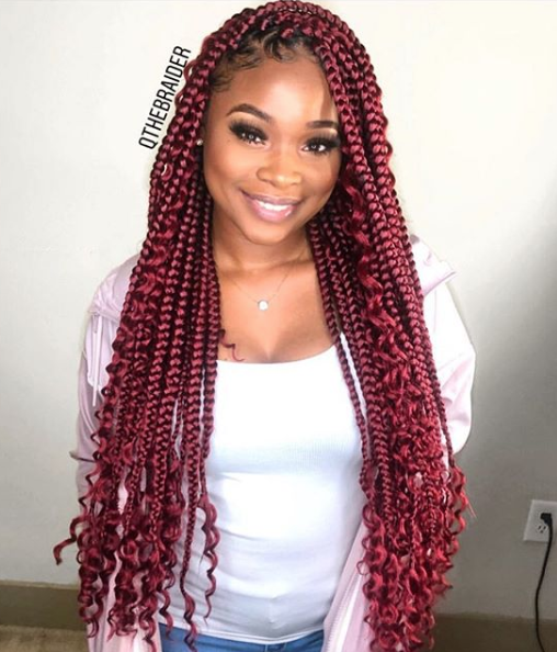 Stylish Black Woman: 5 Summer Protective Styles For Black Women