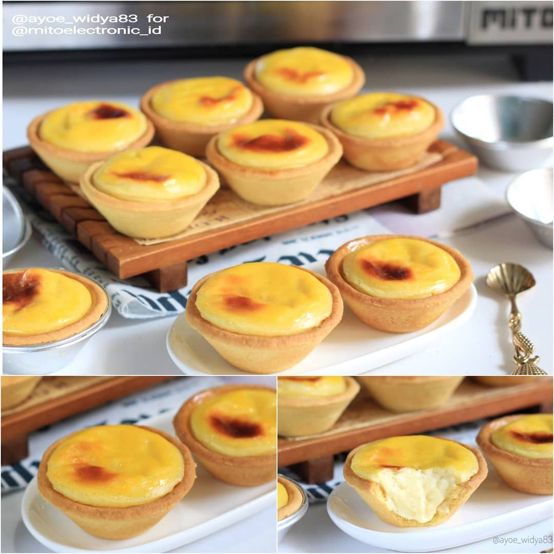 Classic Egg Custard In The Instant Pot Resep Resep Dan Makanan