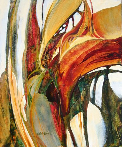 The Abstract Nature Of Nature By Robbie Laird Abstract Nature Abstract Art Art