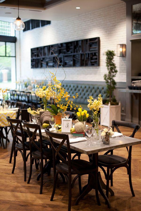 Classic Yellow And Grey Wedding WeddingsOxford ExchangeWedding ThemesWedding VenuesWedding ReceptionWedding