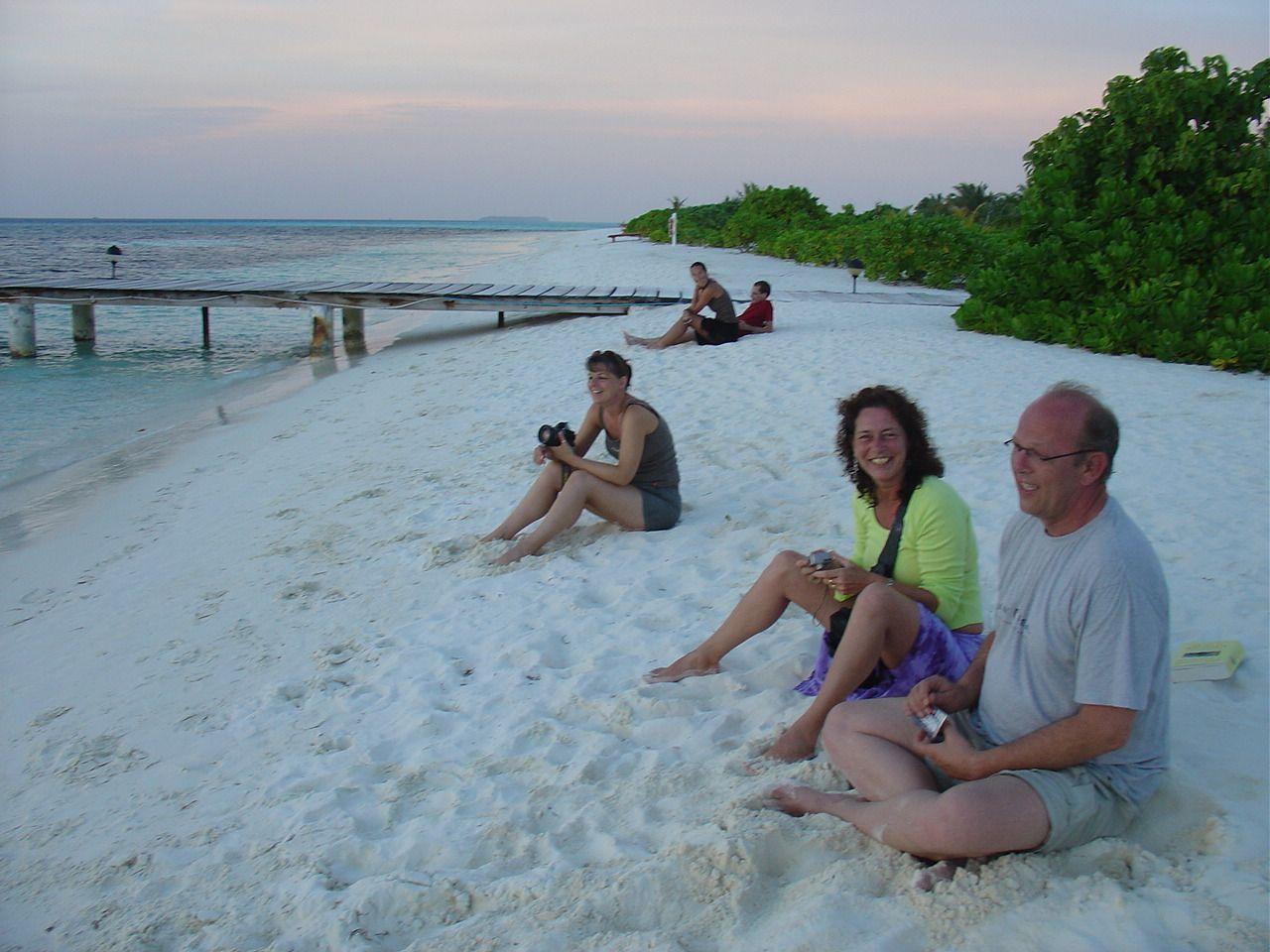 Malediven jan 2005