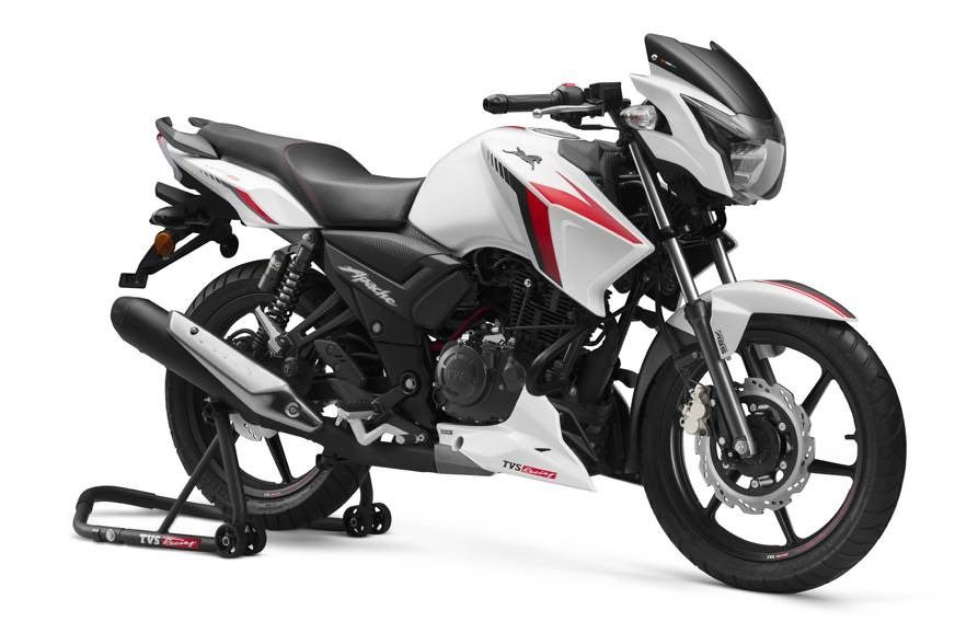 Tvs Apache 160 2v Bs6 Price Starts At Rs 93 500 In 2020 Apache Rtr Product Launch