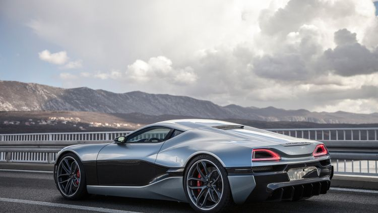 Rimac To Reveal Production Concept One In Geneva Concept Cars Futuristic Cars Super Cars