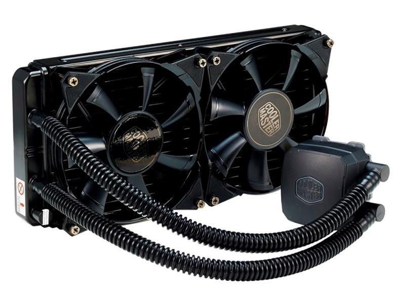 Cooler Master Nepton 280l Cpu Kylare Cooler Cooling Fan