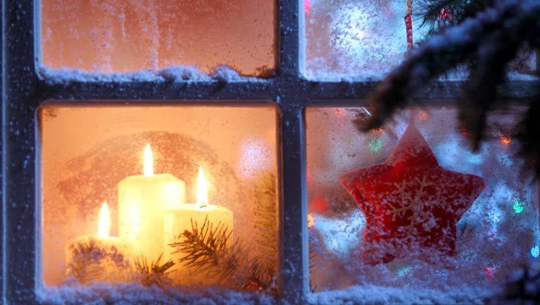 Christmas Decorations On Pinterest Woodland Christmas