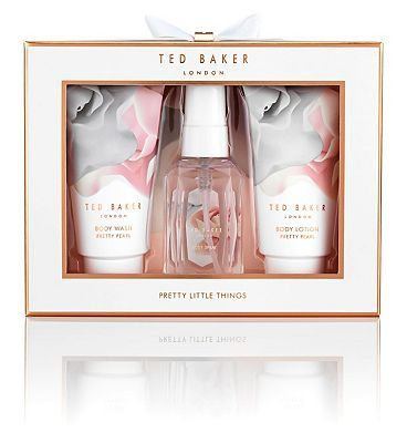 b938dd9aaaf3d  Ted  Baker  Pretty  Little  Things Mini Trio Gift  32  Advantage card   points. Ted  Baker  Pretty  Little  Things Mini Trio Gift FREE  Delivery  on  orders ...