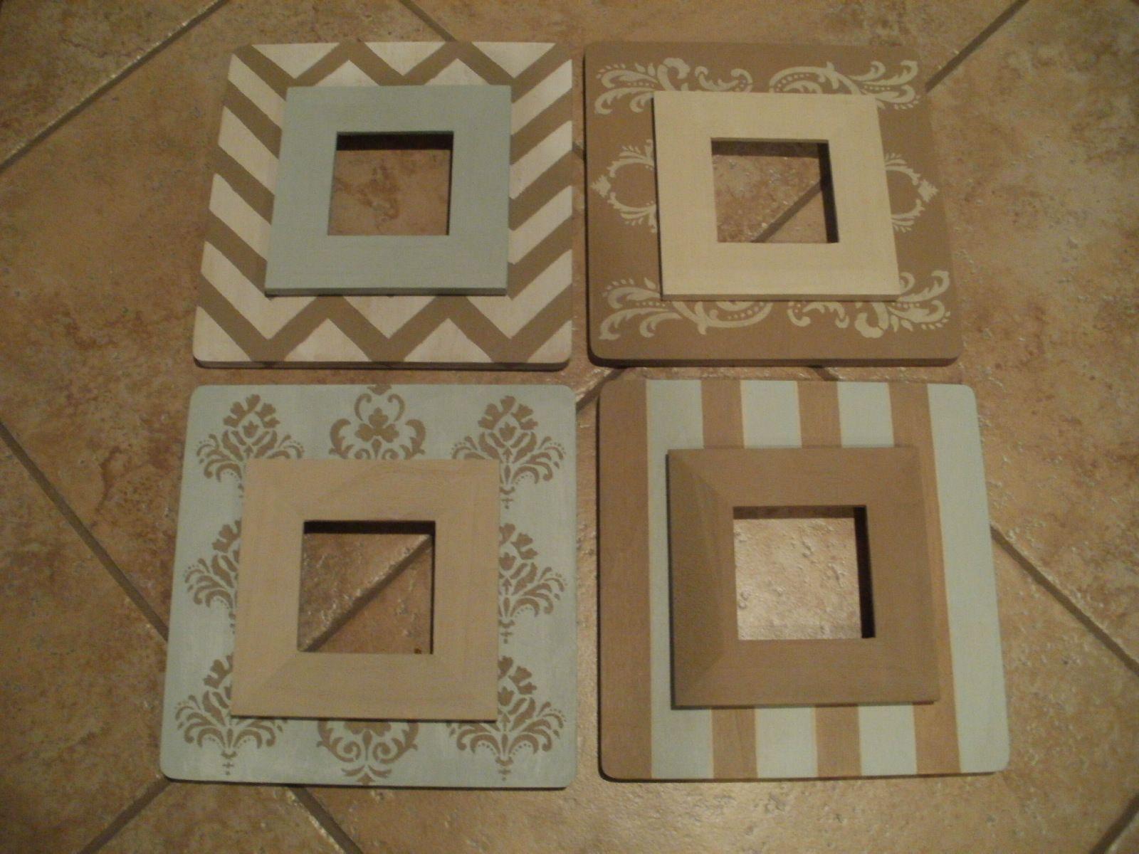 DIY Wooden Frames