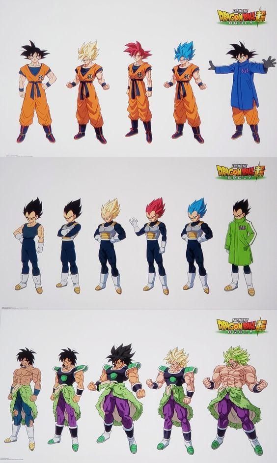 Dragon Ball Super Personnages : dragon, super, personnages, Dragonballsupers.com, Dragon, Super, Mème, Dessin, Animé,, Personnages, Ball,, Coloriage