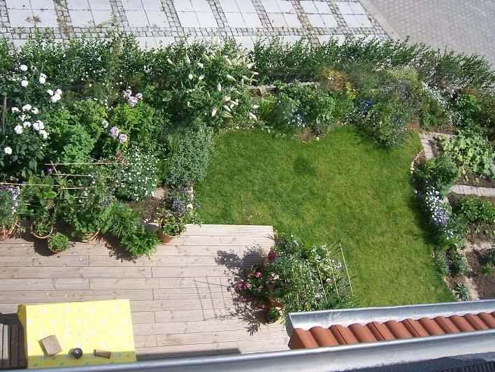 kleiner garten, aber kurz und breit - seite 1 - gartengestaltung, Gartenarbeit ideen