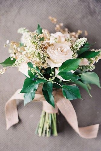 18 Wildflower Wedding Bouquets Not Just For The Country Wedding | Page 2 of 4 | Wedding Forward