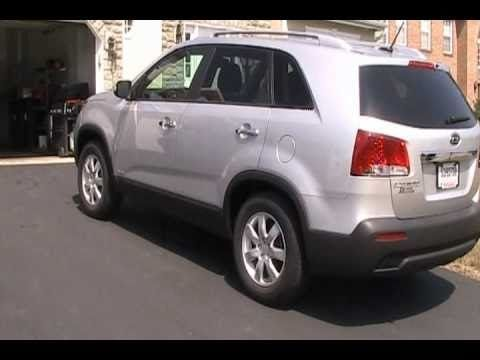 2011 Kia Sorento Review: Features And Functions. (This Guy Is So Detailed,