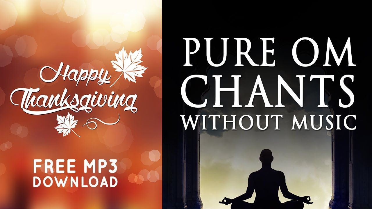 OM Mantra Chanting | 108 Times | Without Music Pure Vocals | Free