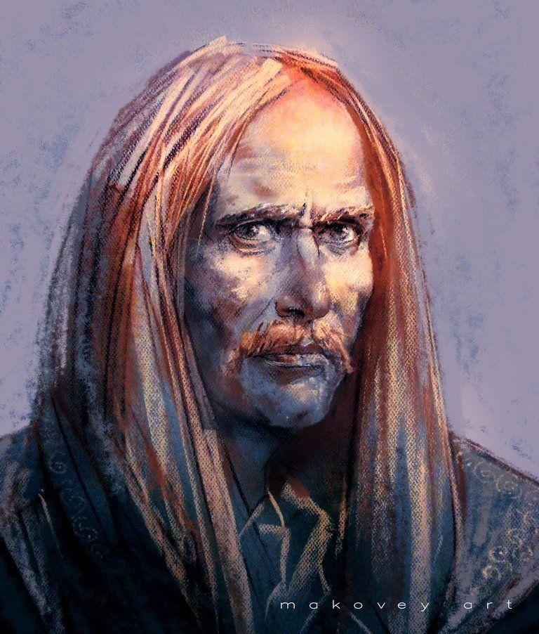 Portrait_18, Mark Makovey on ArtStation at https://www.artstation.com/artwork/portrait_18