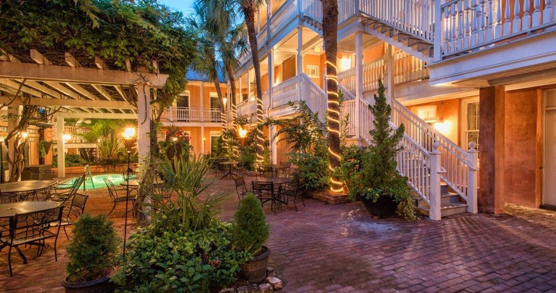 Elliott House Inn Charleston Sc Historic District Hotel