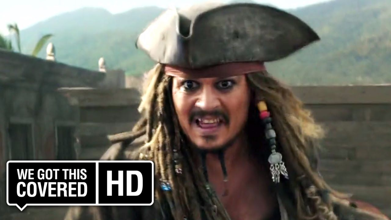 Pirates of the Caribbean: Dead Men Tell No Tales Official Trailer #4 [HD...