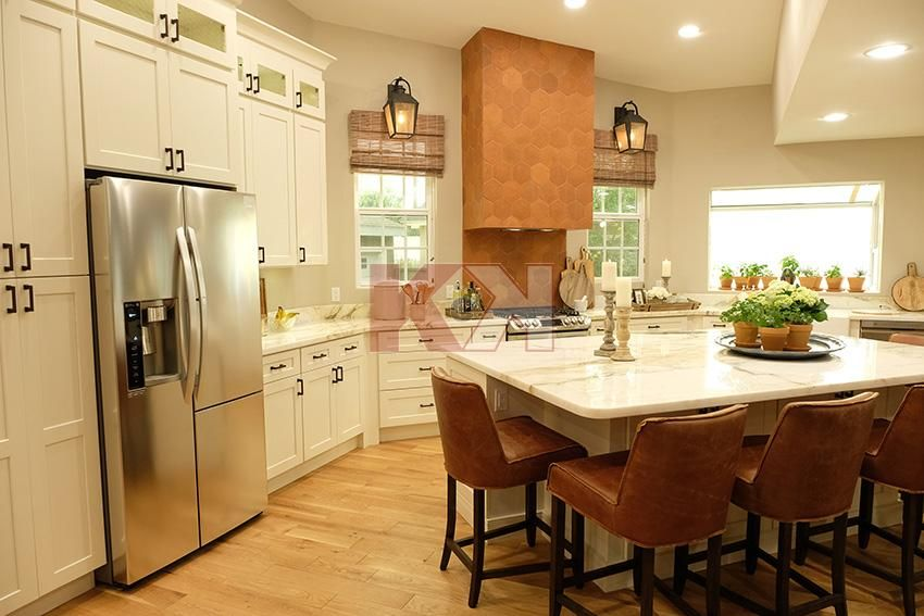 Best Shaker Antique White Cabinets By Kitchen Cabinet Kings 400 x 300