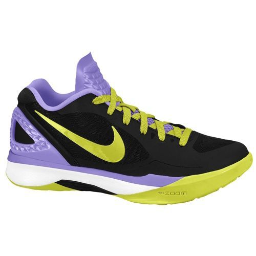 Nike Volley Zoom Hyperspike - Women's - Volleyball - Shoes - Black/Atomic  Violet/