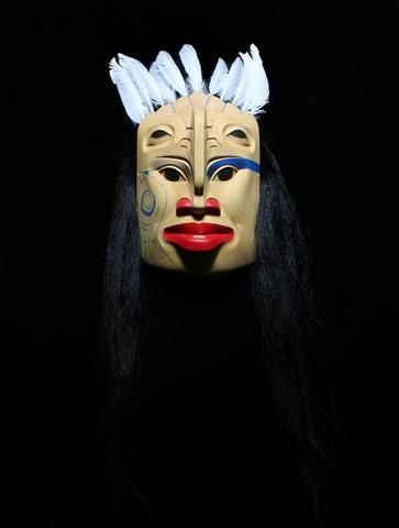 Eagle Princess Mask