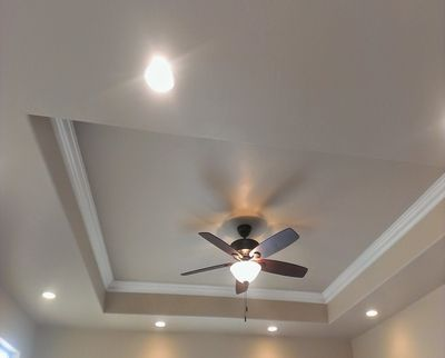Crown Molding On Cathedral Ceilings Crown Molding Tray Ceiling