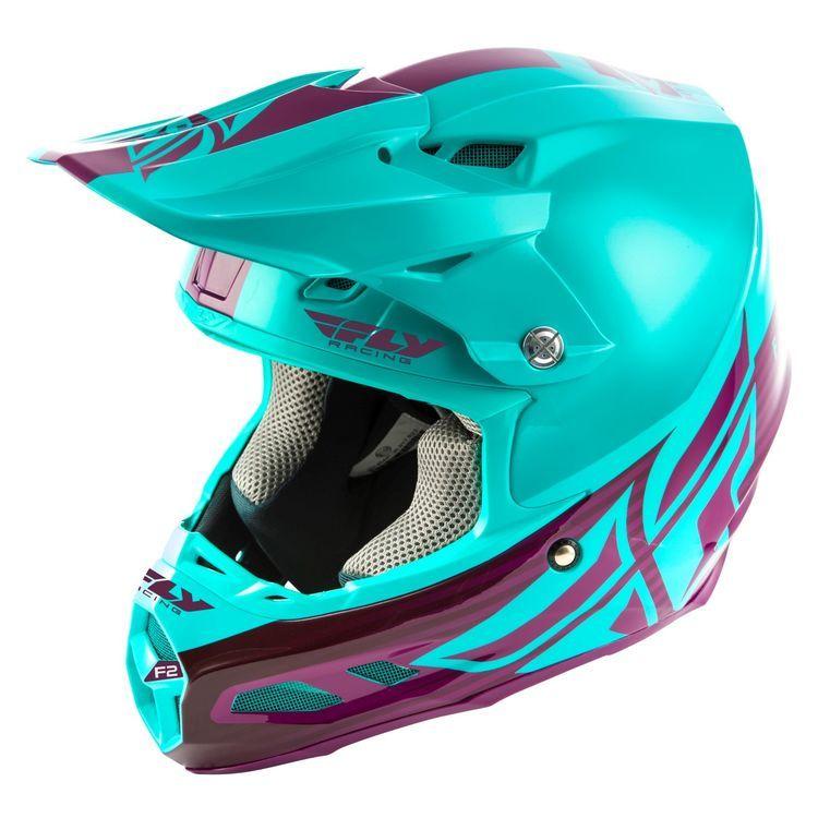 Fly Racing F2 Carbon Mips Helmet Visor