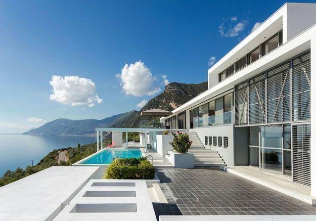 Airbnb Voici Les Plus Belles Maisons Du Monde Elle Decoration Les Plus Belles Maisons Belle Maison Maison De Plage Contemporaine