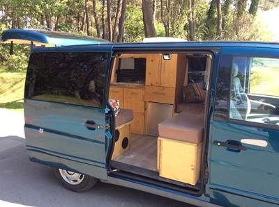 theix r alisation d 39 am nagement et agencement d 39 un vito mercedes fourgon van camion into the. Black Bedroom Furniture Sets. Home Design Ideas