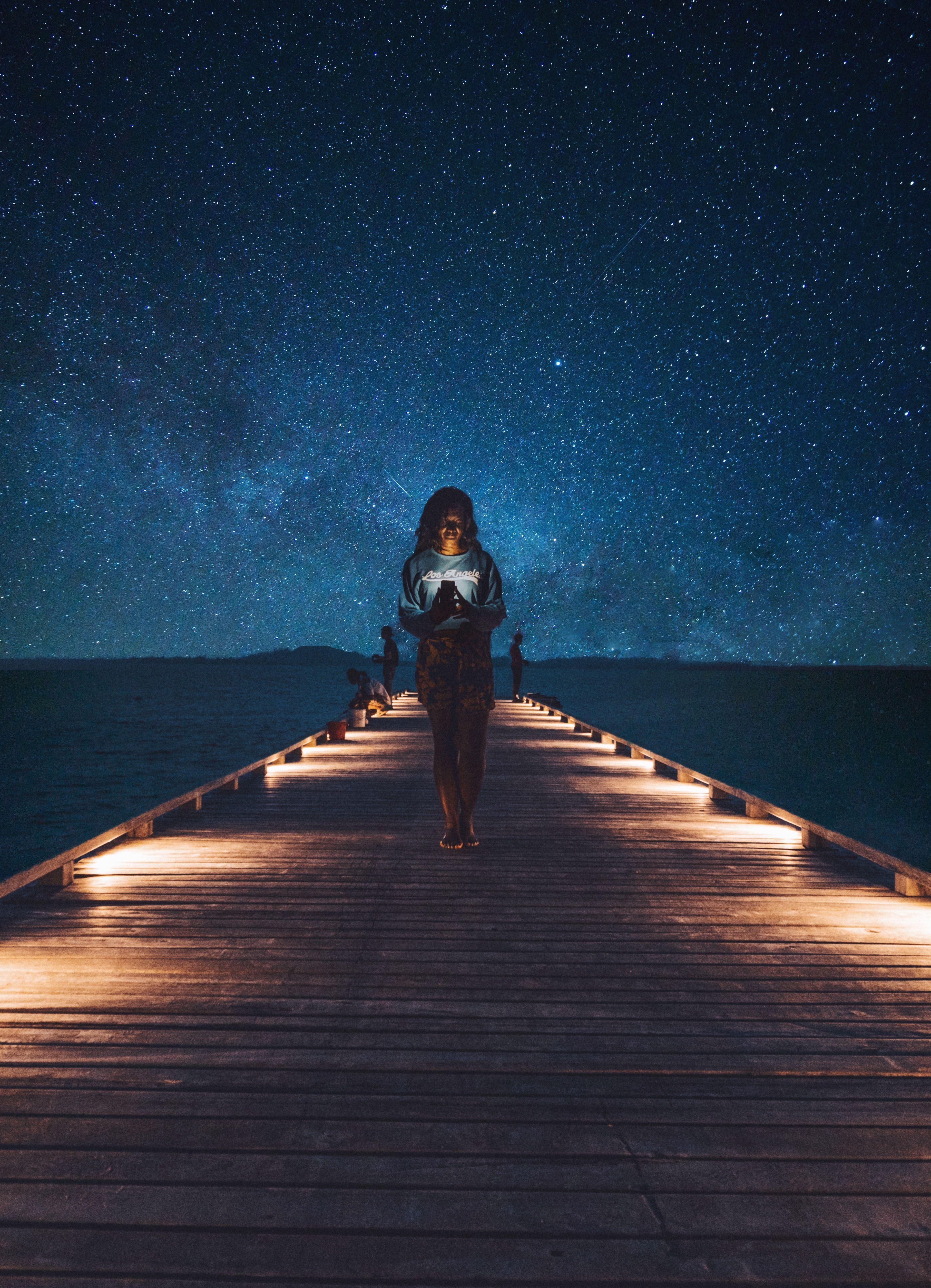 Ночные мысли фото