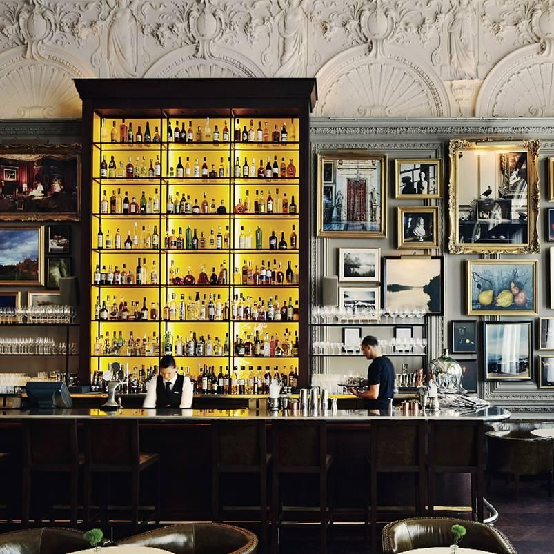 Ian schrager s new london edition hotel bar restaurants for Hotel design london