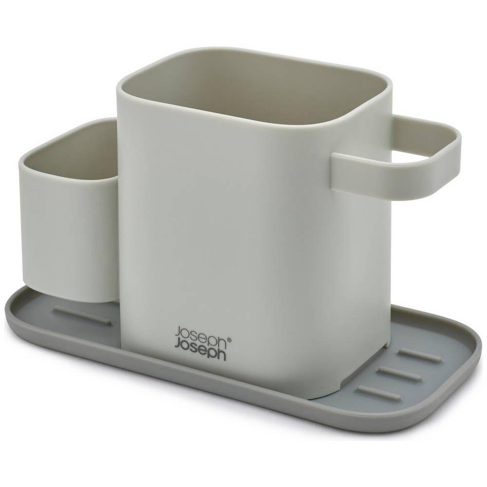 Joseph Joseph Duo Kitchen Roll Holder - Grey And White