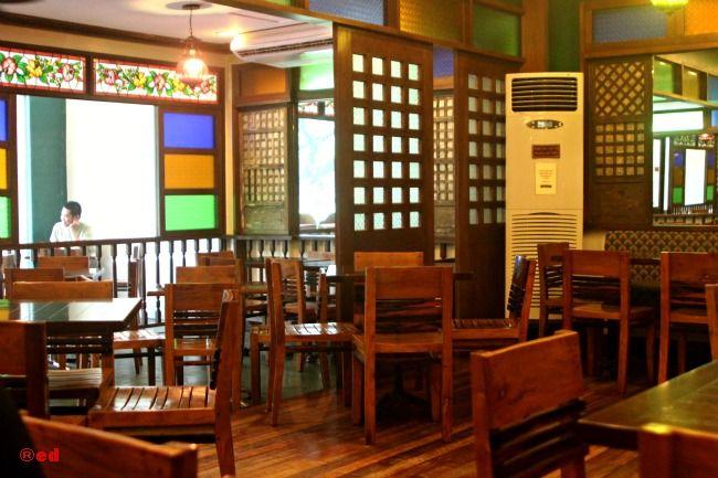 Filipino restaurant interiors filipino interiors for Filipino inspired interior design