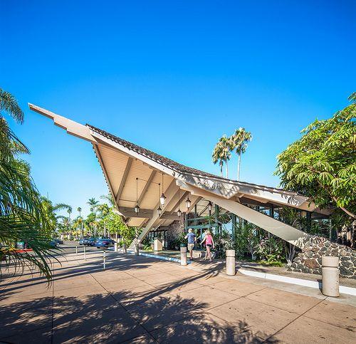 Modern Interpretation On Polynesian Architecture Bamboo