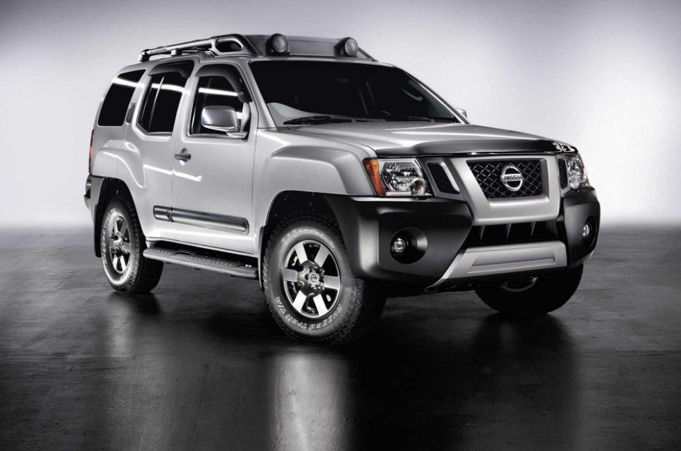 2018 And 2019 Nissan Xterra Edition Nissan Xterra Nissan