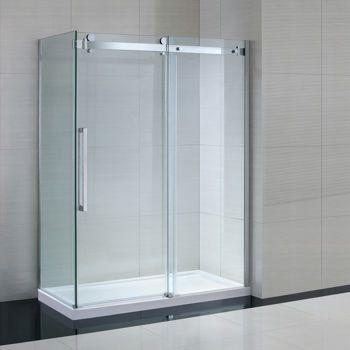 New Waves Detroit 60 Quot Shower Home Shower Sliding Glass