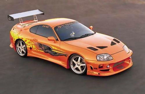 "Toyota Supra - ""Fast and Furious"""