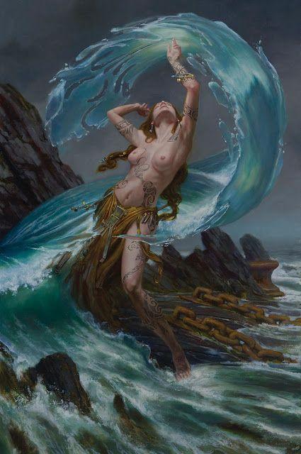 Fantasy Centaur Shamen Art