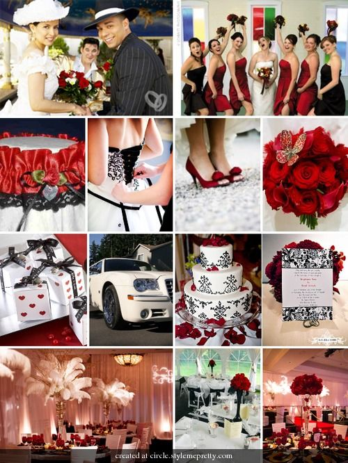 Las Vegas Wedding Theme