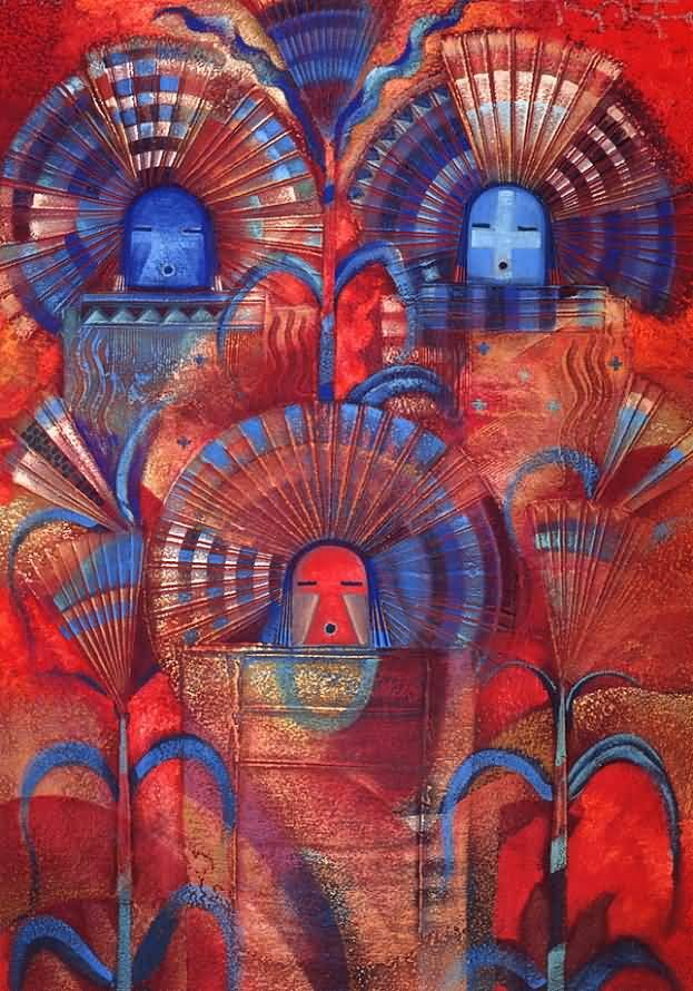 tony abeyta - Google Search | Native American Art | Pinterest | Arte ...