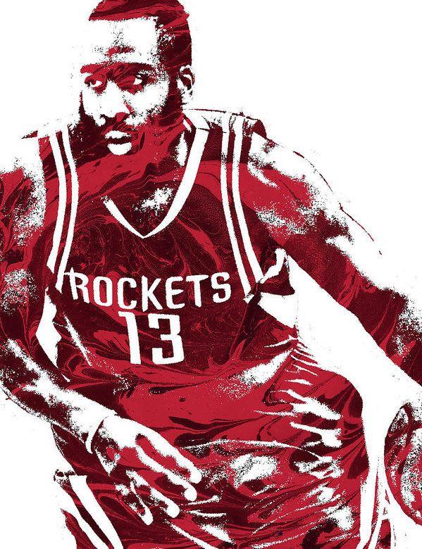 Harden | Nba basketball art, Nba pictures, Nba art